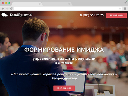Belpush.ru – агентство по управлению репутацией.
